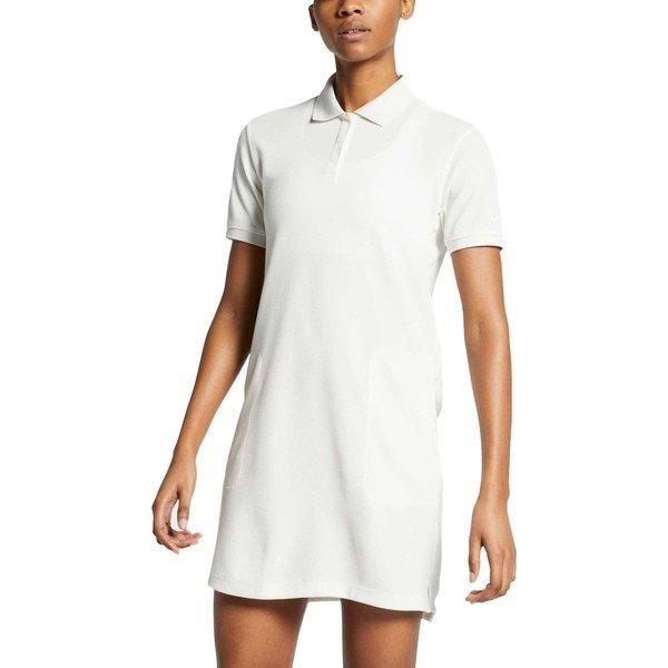 【当日出荷】 ナイキ レディース ワンピース Nike Women's Dri-FIT Golf Dress SailSail 【サイズ L】