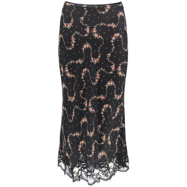 【送料関税無料】 パコ・ラバンヌ レディース スカート ボトムス Paco Rabanne Floral Print Midi Skirt -, サテンマーメイドshop 9fe039c3