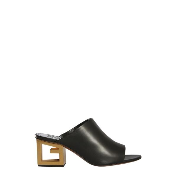 【在庫処分大特価!!】 ジバンシー レディース サンダル シューズ Givenchy Triangle Mule Sandals -, フエフキシ 20216f44