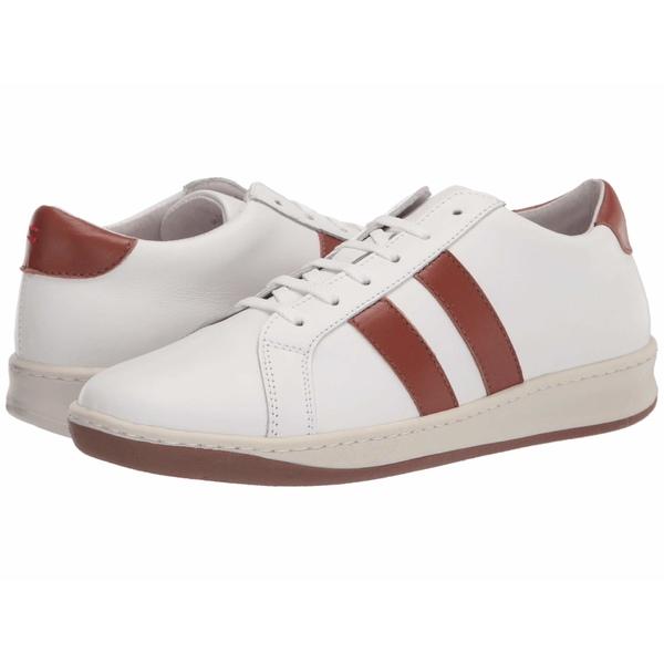 日本限定 イレブンティ 正規店 メンズ シューズ スニーカー White 全商品無料サイズ交換 Sneaker Leather Two Stripe