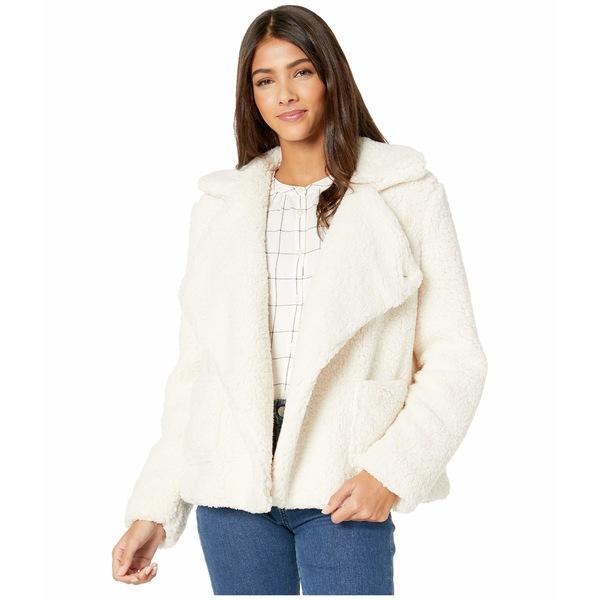 ビービーダコタ レディース コート アウター Soft Skills Fleece Jacket Ivory