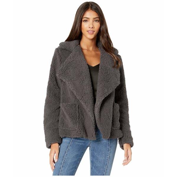 ビービーダコタ レディース コート アウター Soft Skills Fleece Jacket Dark Charcoal