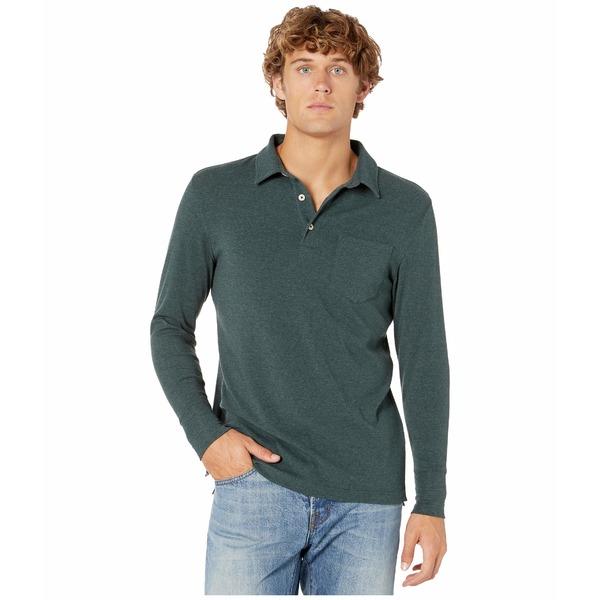 ノーマルブランド メンズ シャツ トップス Puremeso Polo Green