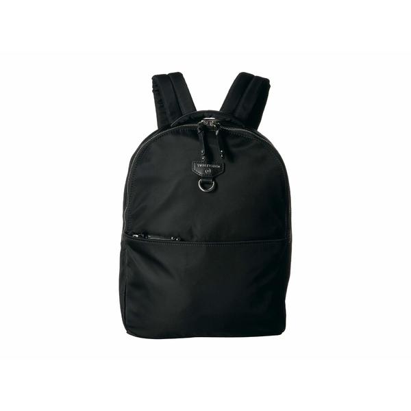 トゥエルブリトル レディース マザーズバッグ バッグ Mini Go Backpack Black