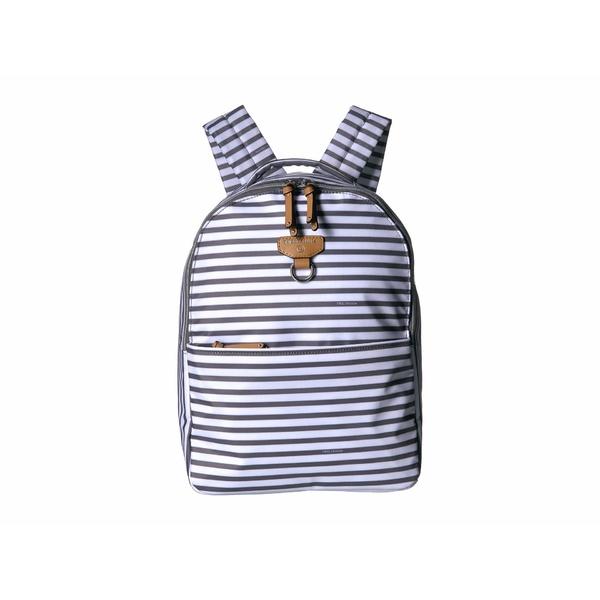トゥエルブリトル レディース マザーズバッグ バッグ Mini Go Backpack Stripe