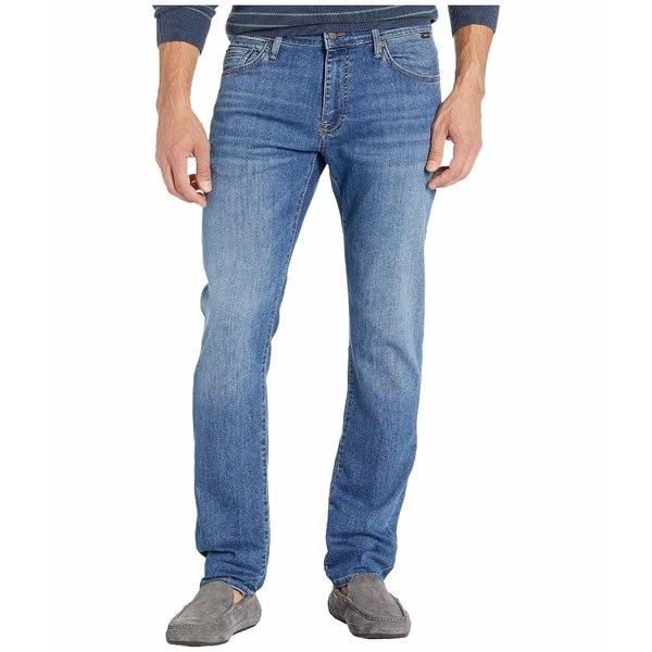 マーヴィ ジーンズ メンズ デニムパンツ ボトムス Marcus Regular Rise Slim Straight Leg in Dark Indigo Williamsburg Dark Indigo Williamsburg