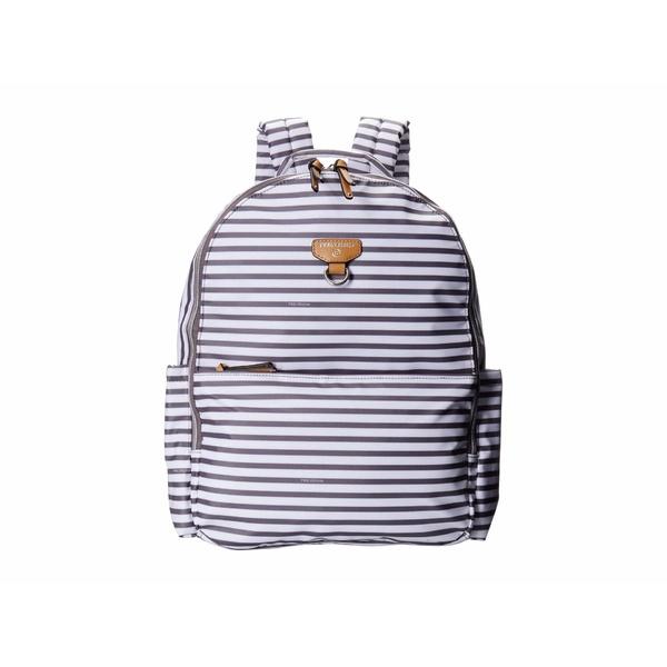 トゥエルブリトル レディース マザーズバッグ バッグ On-The-Go Backpack Stripe