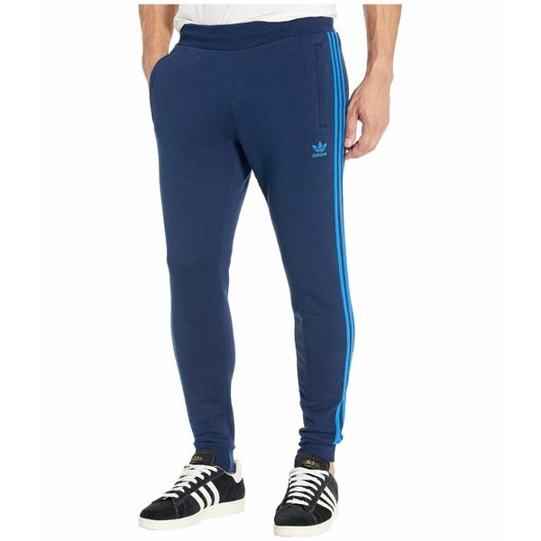 アディダスオリジナルス メンズ カジュアルパンツ ボトムス 3-Stripes Pants Collegiate Navy/Bluebird