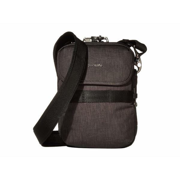 パックセーフ メンズ ビジネス系 バッグ Metrosafe X Anti-Theft Compact Crossbody Bag Carbon