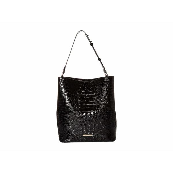 ブランミン レディース ハンドバッグ バッグ Melbourne Large Amelia Bucket Bag Black