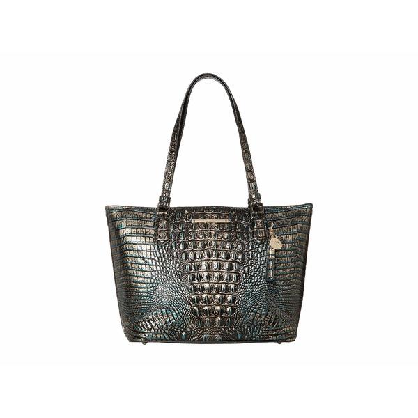 ブランミン レディース ハンドバッグ バッグ Melbourne Medium Asher Bag Agate
