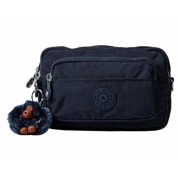 キプリング レディース ハンドバッグ バッグ Multiple Belt Crossbody Bag True Blue