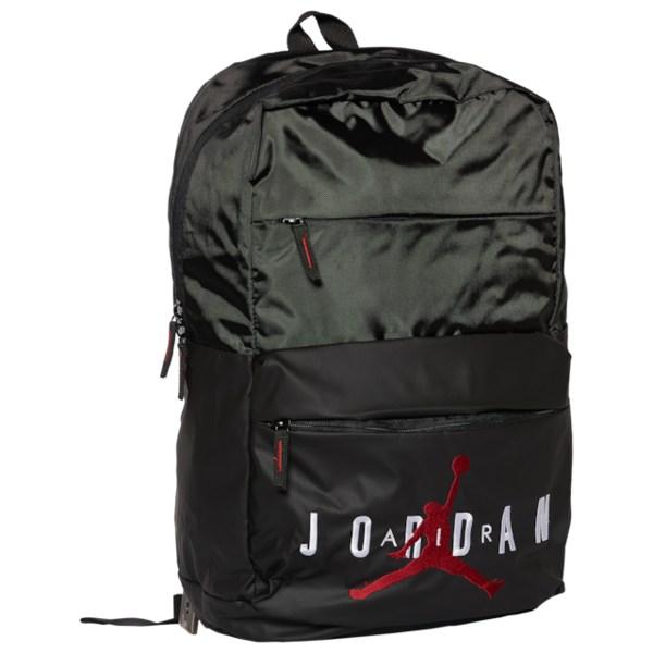 ジョーダン レディース バックパック・リュックサック バッグ Pivot Backpack Black