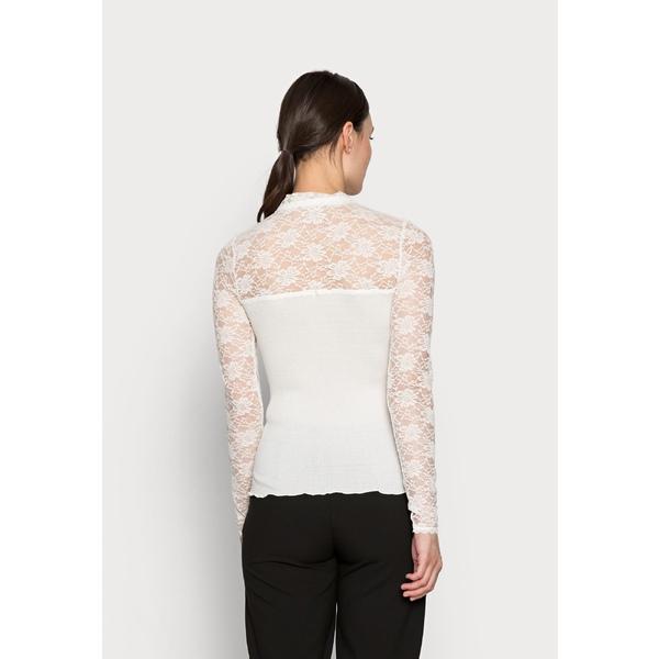 ロサムンド レディース シャツ トップス Print T-shirt - ivory