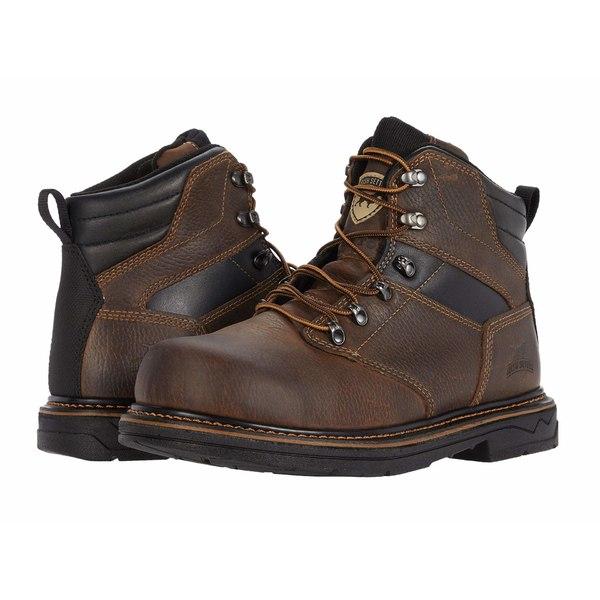 アイリッシュ・セッター メンズ ブーツ&レインブーツ シューズ Farmington KT 83623 Brown