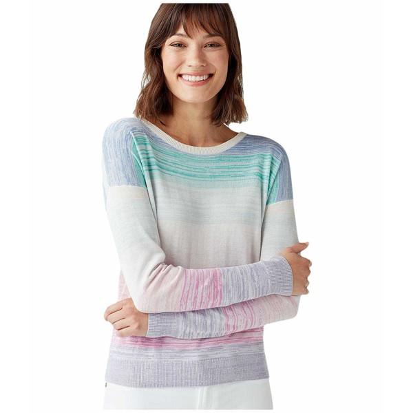 スプレンディット レディース ニット&セーター アウター Hull Stripe Sweater Heather Multi Stripe