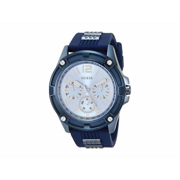 ゲス メンズ 腕時計 アクセサリー GW0051G4 Blue