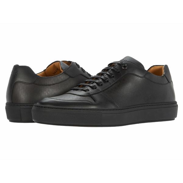 ヒューゴボス メンズ スニーカー シューズ Mirage Low Top Sneaker by BOSS Black