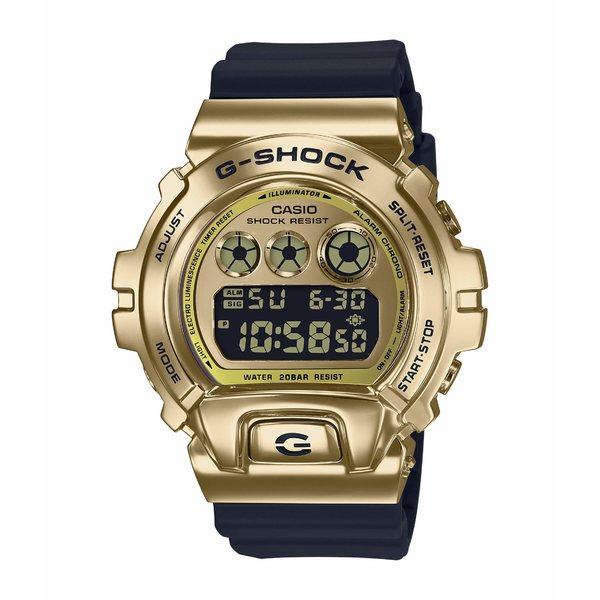 ジーショック メンズ 腕時計 アクセサリー GM6900-9 Black/Gold