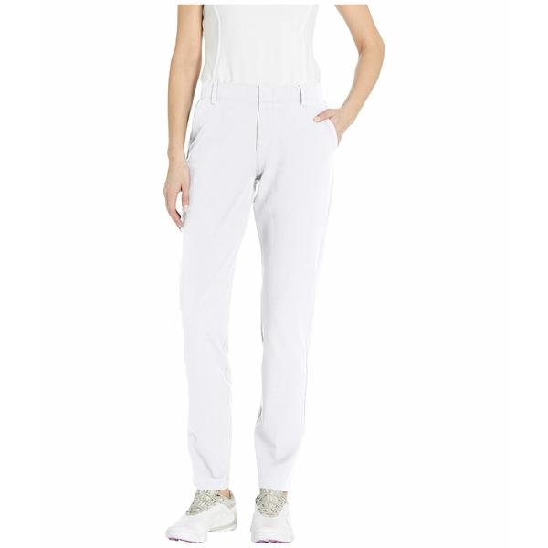 アンダーアーマー レディース カジュアルパンツ ボトムス Links Pants White/Mod Gray/White