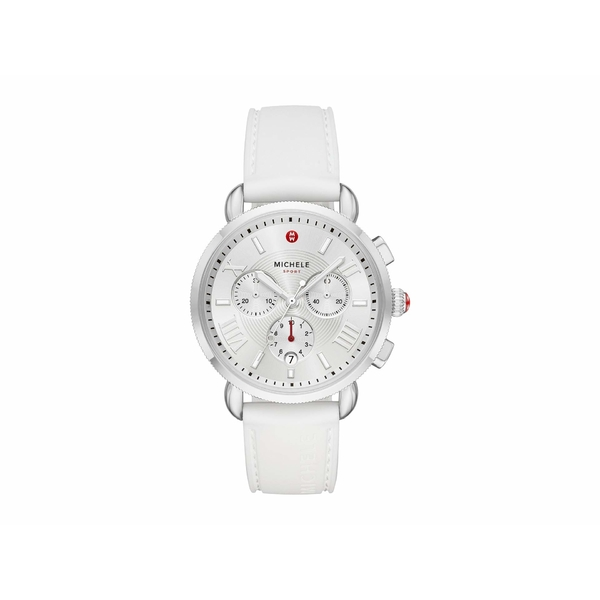ミッシェル レディース 腕時計 アクセサリー Sport Sail Watch White