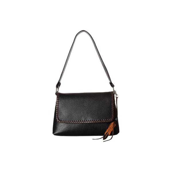 エムエフウエスターン レディース ハンドバッグ バッグ Tegan Conceal Carry Shoulder Bag Black/Tan
