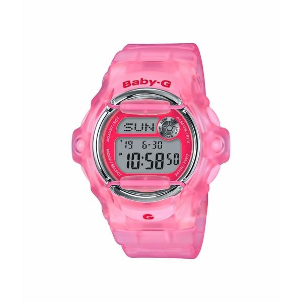 ジーショック レディース 腕時計 アクセサリー BG169R-4E Pink