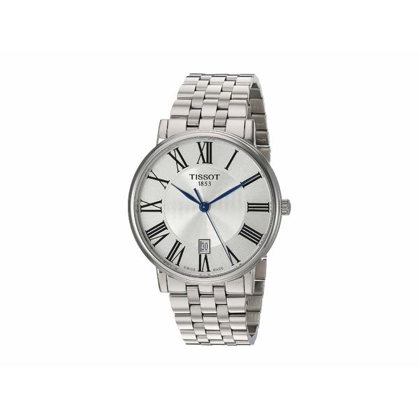 ティソット メンズ 腕時計 アクセサリー Carson Premium - T1224101103300 Grey