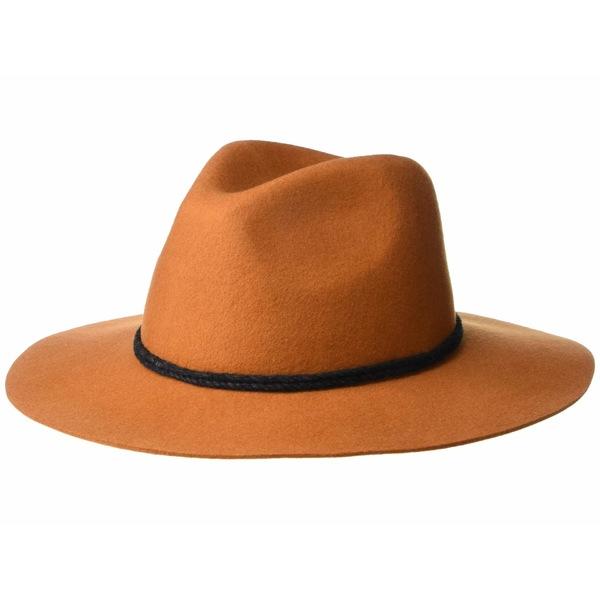 プラーナ メンズ 帽子 アクセサリー Dakoda Wool Hat Russet