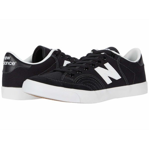 ニューバランス メンズ スニーカー シューズ NM212 Black/White 3
