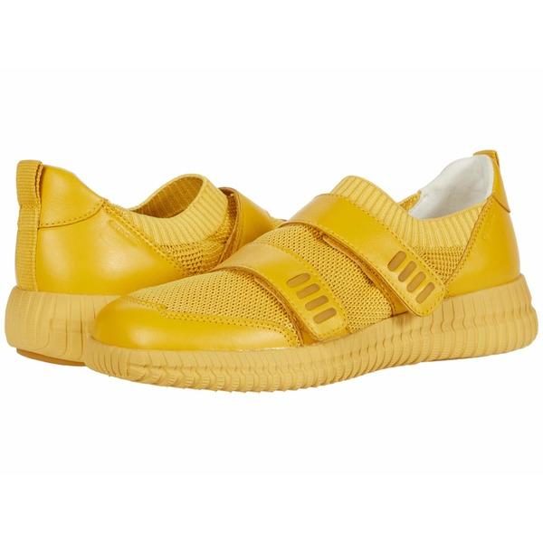 ジェオックス レディース スニーカー シューズ Novae 1 Light Yellow