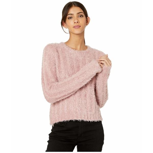 アストール レディース ニット&セーター アウター Danica Sweater Pink Sparkle