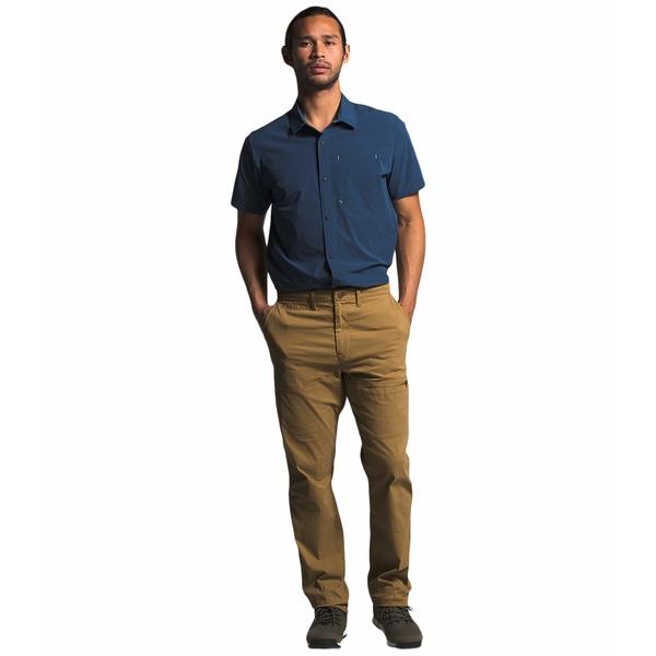 ノースフェイス メンズ カジュアルパンツ ボトムス Granite Face Pants British Khaki