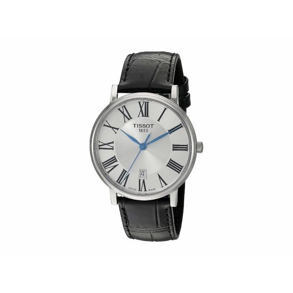 ティソット メンズ 腕時計 アクセサリー Carson Premium - T1224101603300 Black