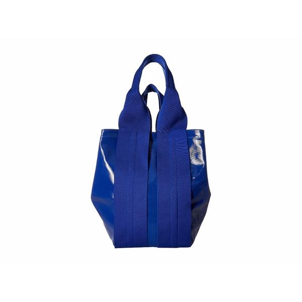 レベッカミンコフ レディース ハンドバッグ バッグ Fan Reversible Tote Bright Blue