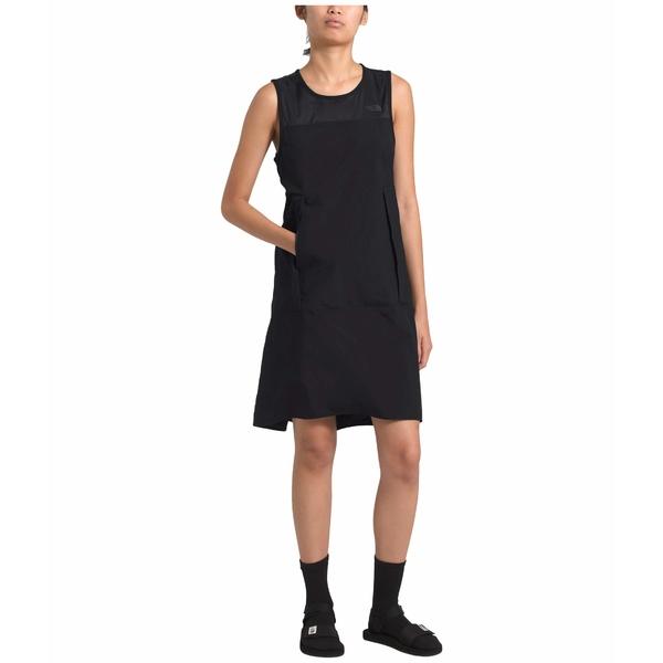 ノースフェイス レディース ワンピース トップス Explore City Bungee Dress TNF Black