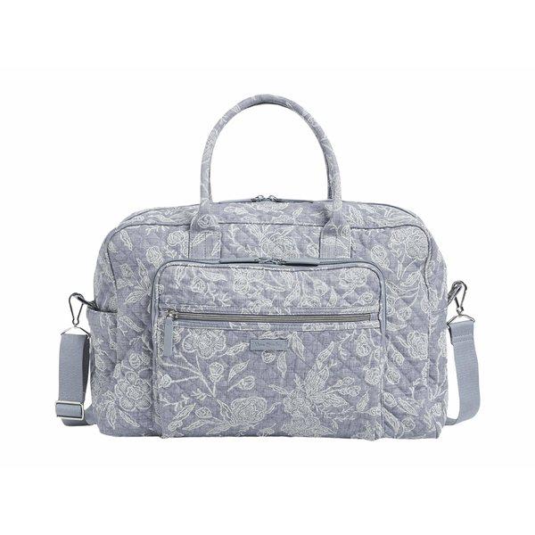 ベラブラッドリー レディース ボストンバッグ バッグ Iconic Weekender Travel Bag Park Lace