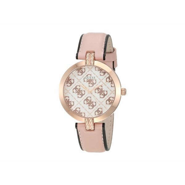 ゲス レディース 腕時計 アクセサリー GW0027L2 Rose Gold-Tone/Pink