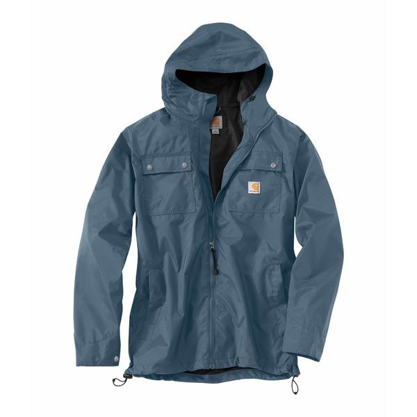 カーハート メンズ コート アウター Rockford Jacket Steel