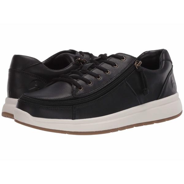 ビリーフットウェア レディース スニーカー シューズ Comfort Leather Lo Black/White