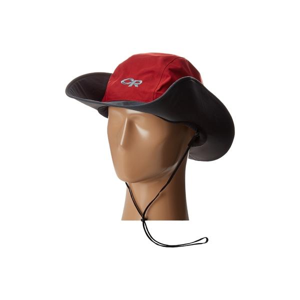 アウトドアリサーチ メンズ 帽子 アクセサリー Seattle Sombrero Redwood/Dark Grey