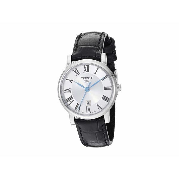 ティソット レディース 腕時計 アクセサリー Carson Premium Lady - T1222101603300 Black