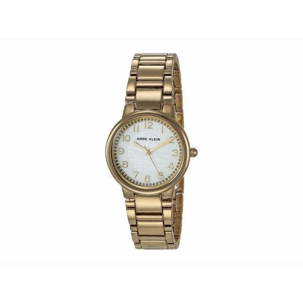 アンクライン レディース 腕時計 アクセサリー Easy-Read Watch Gold-Tone