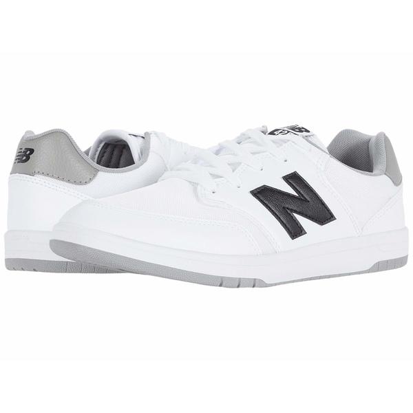 ニューバランス メンズ スニーカー シューズ 425 White/Black