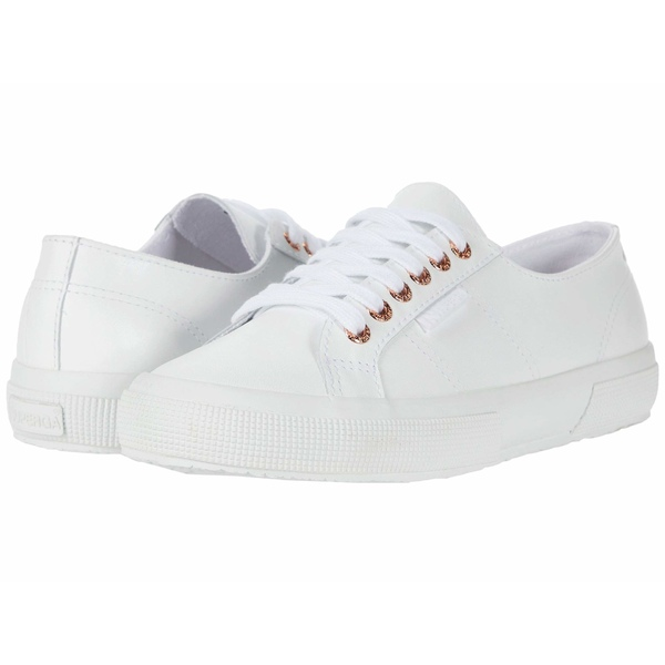 スペルガ レディース スニーカー シューズ 2750 Nappaleau Sneaker White/Rose 1