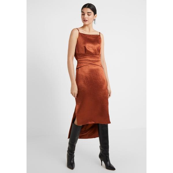 szjb0028 - / トップス Party bronze dress レディース ELIZABETH dress Cocktail DRESS スリーフロア - ワンピース