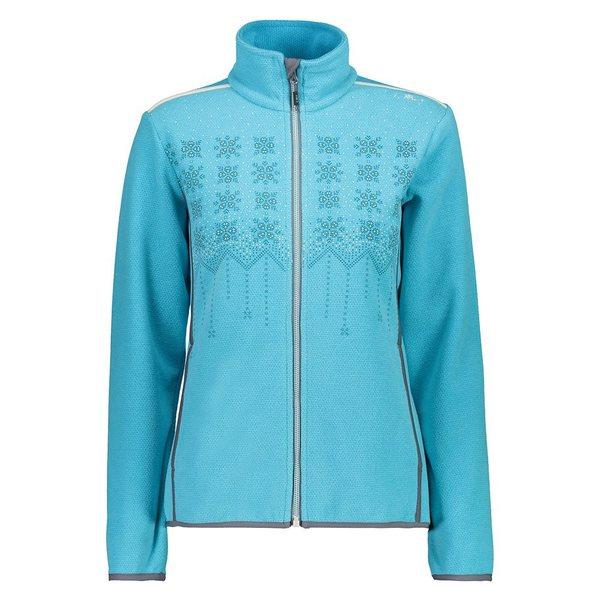 シーエムピー レディース アウター ジャケット ブルゾン Turquoise Jacket 全商品無料サイズ交換 激安通販販売 CMP szsx0139 Lighter 別倉庫からの配送