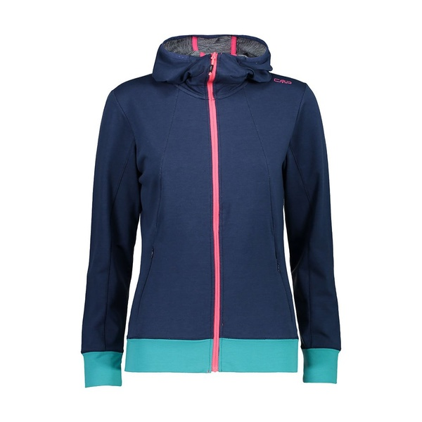 シーエムピー 別倉庫からの配送 レディース アウター ジャケット ブルゾン Blue szsx013a Jacket Hood CMP Fix 全商品無料サイズ交換 人気