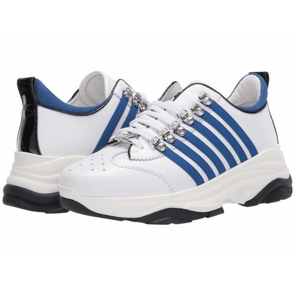 ディースクエアード メンズ スニーカー シューズ Bumpy 251 Sneaker White/Blue