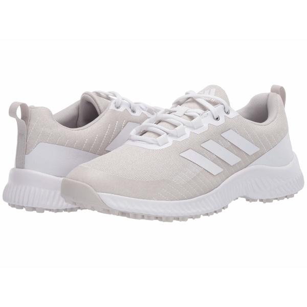 アディダス レディース スニーカー シューズ Response Bounce 2 SL Footwear White/Orbit Grey/Silver Metallic